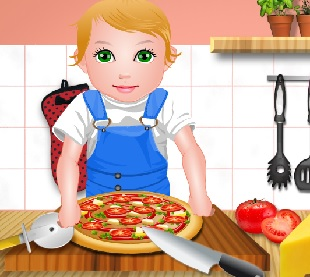 Bebek Juliet ile Pizza Yap