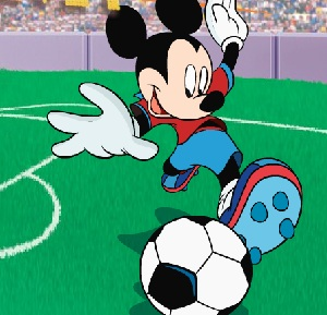 Mickey Mouse Penaltı