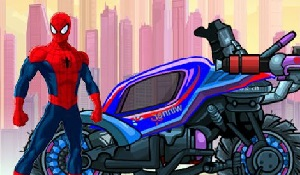 Spiderman 3 Wanted