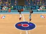3D NBA Basketbol oyunu