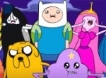 Adventure Time Macerası oyunu