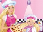 Barbie Pizzac� oyunu