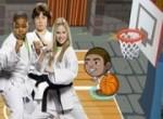 Disney Basketbol oyunu