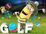 Minion Golf oyunu