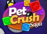 Pet Crush Saga oyunu