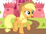 Pony Apple Jack Elma Sepeti oyunu