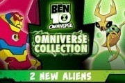 Ben 10 Omniverse Collection oyunu