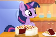 Pony Twilight Pasta oyunu
