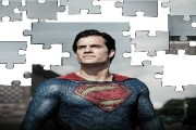SuperMan Puzzle oyunu